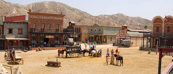 Pin En Film Locations Western Brimstone