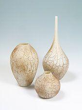 Sedona Vasos de cristal Avolie (Art florero de cristal)