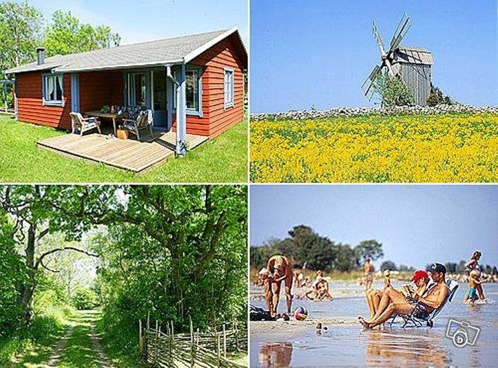 Urlaub Im Ferienhaus In Schweden Zu Mieten In Der See Und Meer Landschaft Oland 675 1 Mit Bildern Ferienhaus Schweden Ferienhauser Ferien
