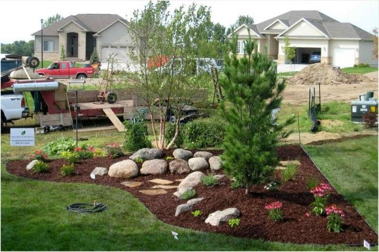 Best 10 Adorable Landscaping On A Slope Backyard On Your Budget Backyard Landscaping Designs Small Backyard Landscaping Backyard