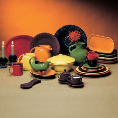 Fiesta Dinnerware Like These Colors For Fall With Images