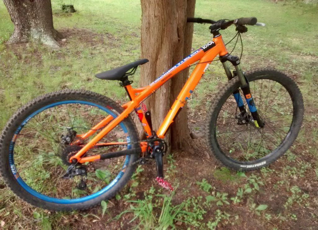 Are you looking for simple novice hardtail mountain #bike