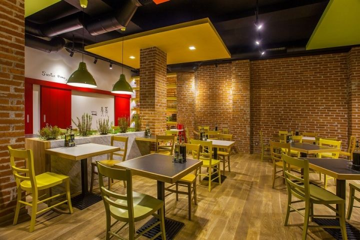 Exceptionnel Fast Food Restaurant Design | Trops.food Fast Food Restaurant By T Design,