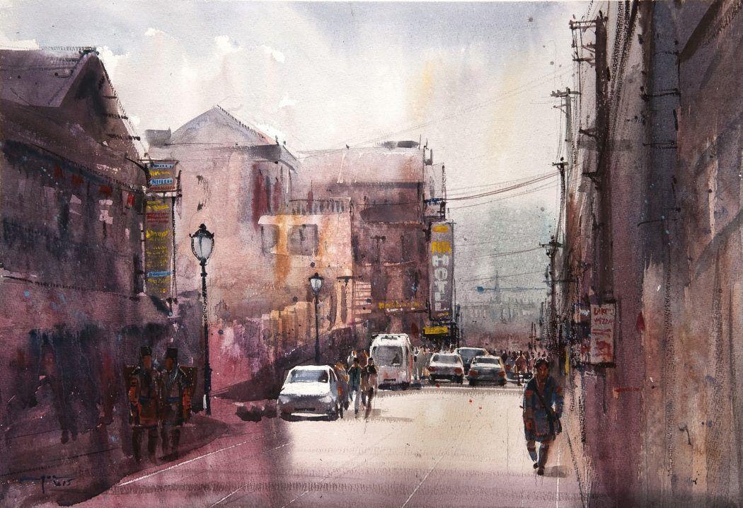 Top 10 Greatest Watercolor Artists Worldwide Watercolor Artists