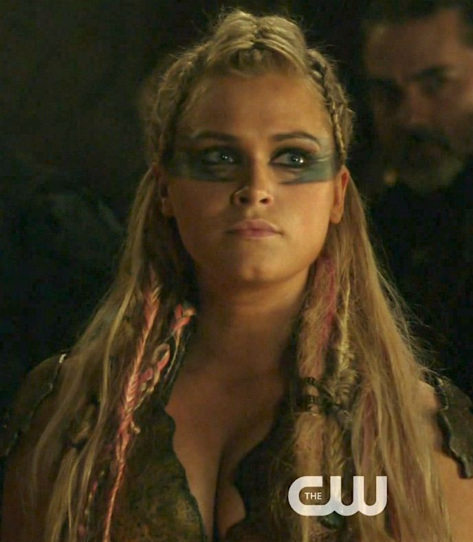 Image result for clarke the 100