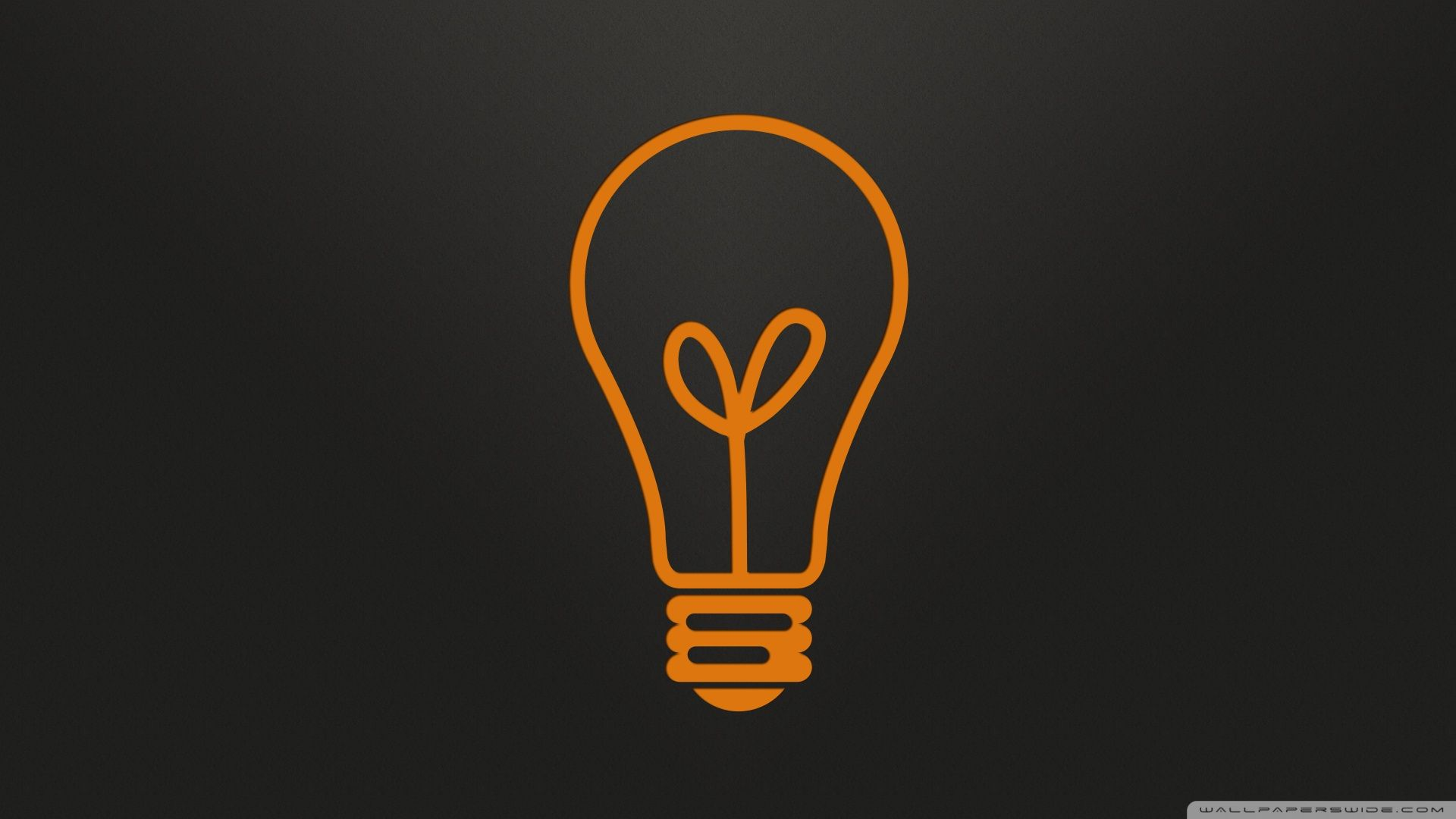 30 Light Bulb Wallpaper by Severin Baroch GoldWallpapers