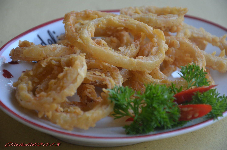 Diah Didi S Kitchen Crispy Onion Ring Resep Masakan Masakan Resep