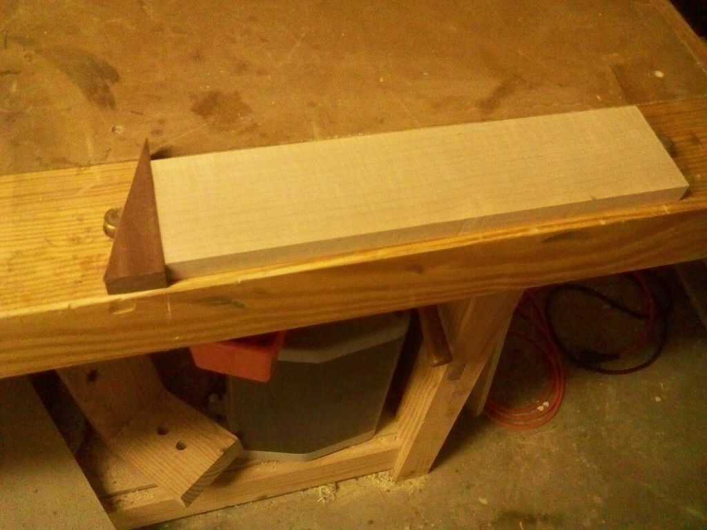 Dog Holes And Wedges For A Vise Free Workbench Workbench