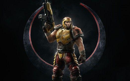 Ranger Quake Champions 4K 8K