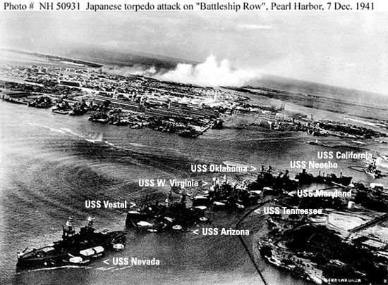 Why Did Japan Attack Pearl Harbour   In December       Pearl