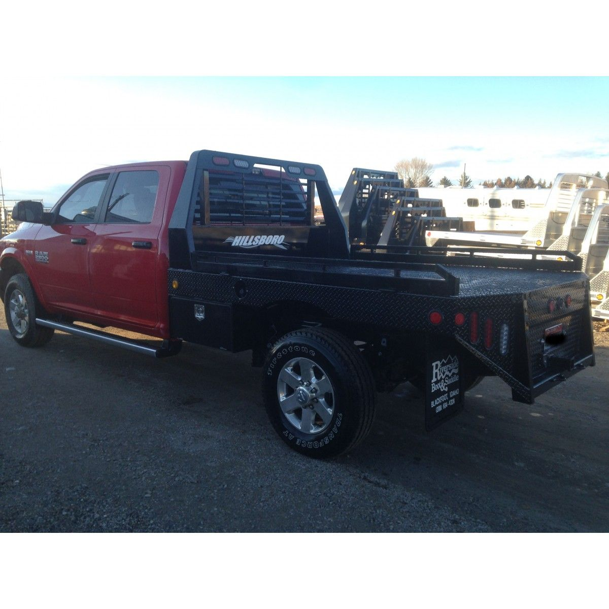 Image Result For Flatbed Bump Plate Ideas In 2018 Dodge Ram 2500
