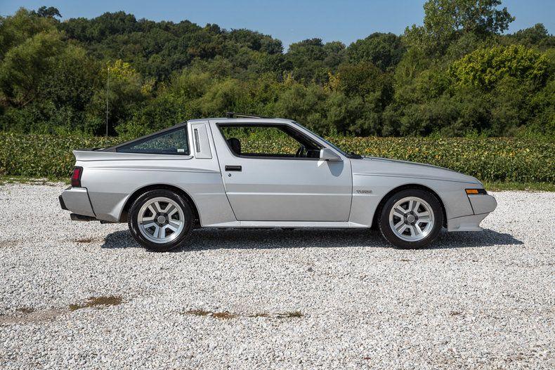 1986 Mitsubishi Starion Japanese sports cars, Mitsubishi