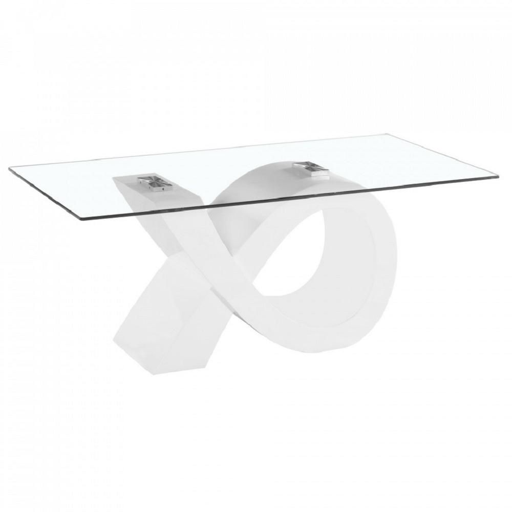 Fab Glass And Mirror Alpha 35 In White Medium Rectangle Glass Coffee Table With Stylish Base Fgm Tl 14c03 1 The Home Depot Rectangle Glass Coffee Table Glass Coffee Table Mirrored Coffee Tables [ 1000 x 1000 Pixel ]