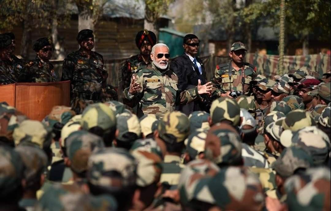 Pin by Deepak Concepts on PM Modi in 2020 Indian army