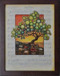 Tree Part Harmony series by Gregory Arth