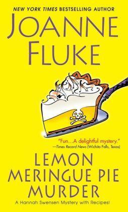 Lemon Meringue Pie Murder (Hannah Swensen Series #4) #lemonmeringuepie