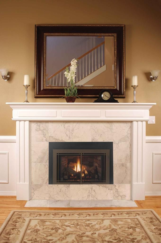 Majestic Traditional Indoor Fireplace In Livingroom With Images