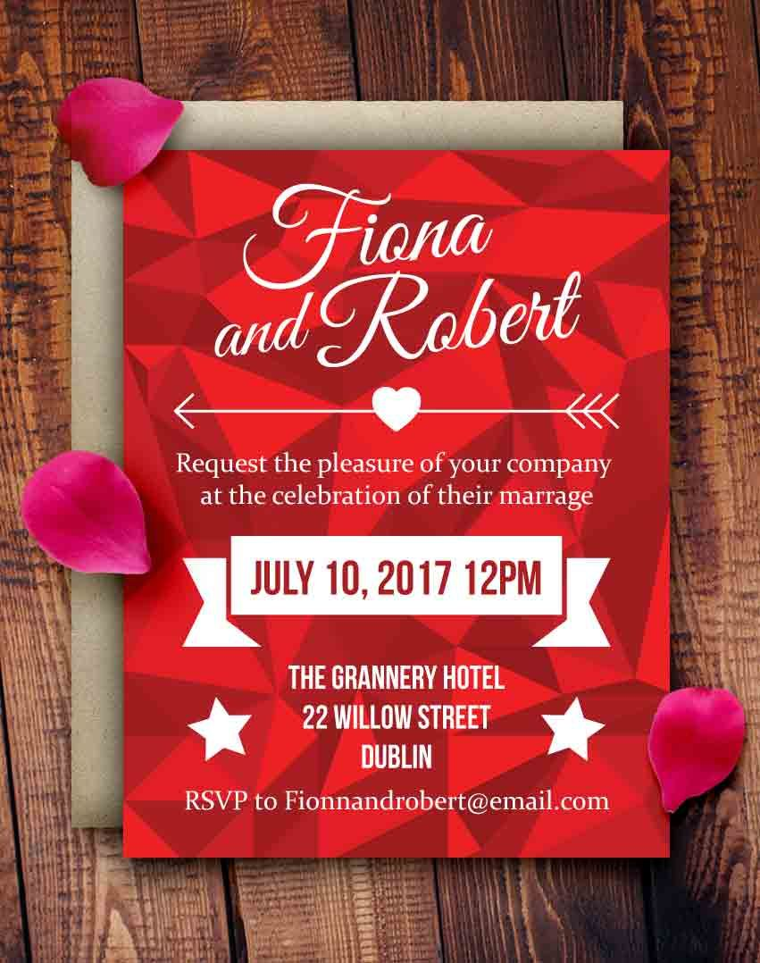Unique Wedding Invitations to make your special day be memorable, We ...