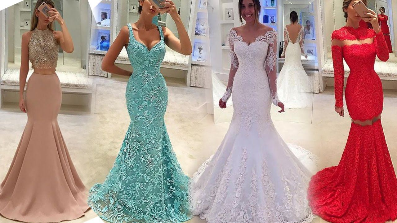 The Most Beautiful Prom Wedding Dresses In World 2017