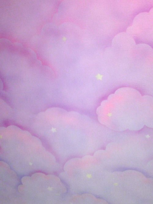 Ticket To Darling Pastel Aesthetic Pastel Clouds