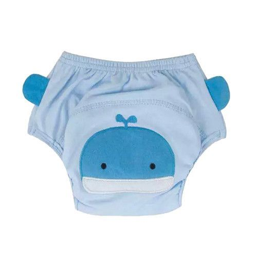 4Layers Baby Training Diaper Pants Washable Reusable Baby Diapers Infants Nappies