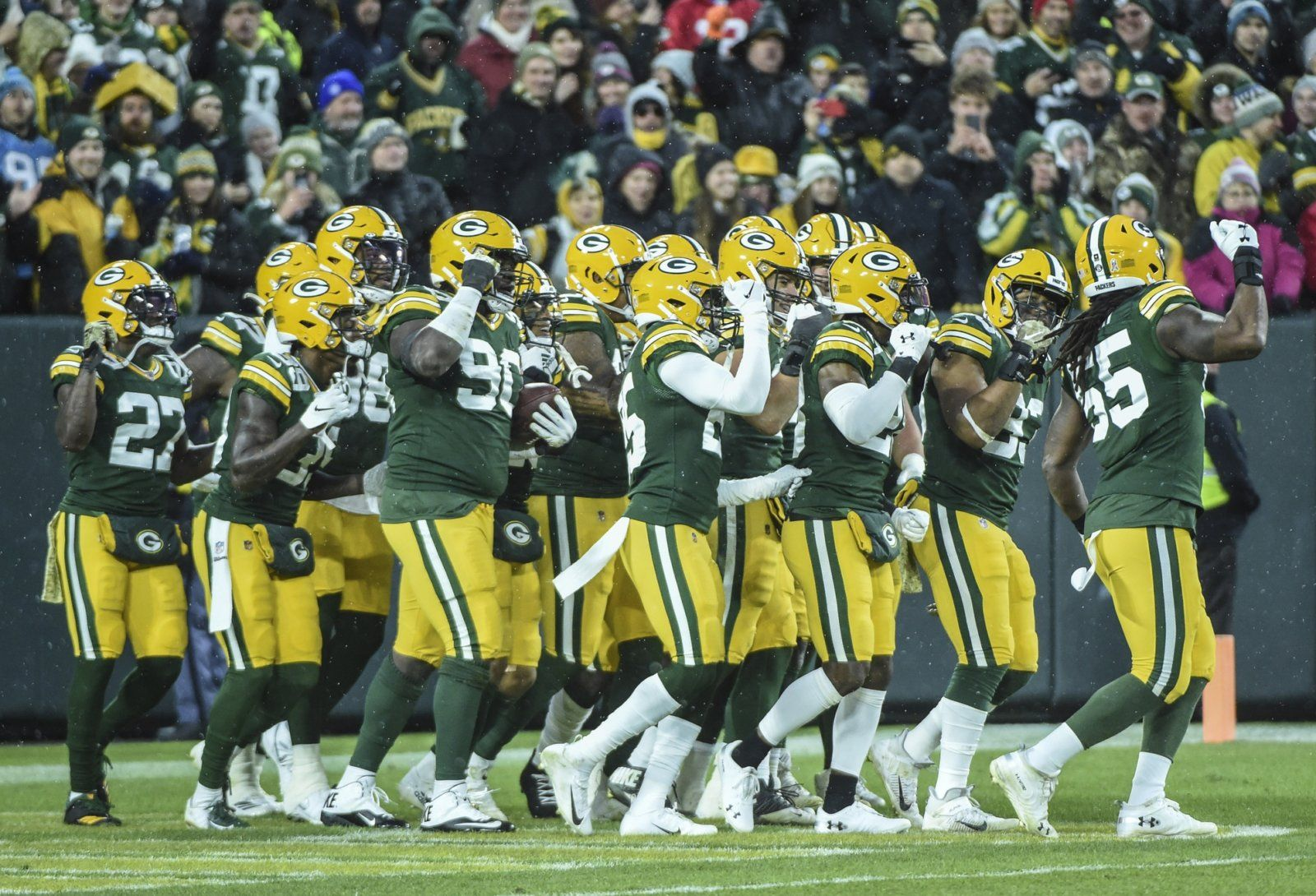 Packers Trajectory Needs To Be Reversed Over The Next Six Games Total Packers Nfl Season New York Giants Green Bay Packers