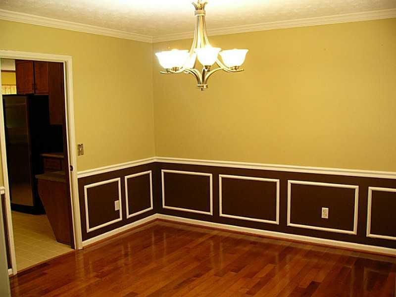 Dining Room Shadow Boxes - Dining room ideas