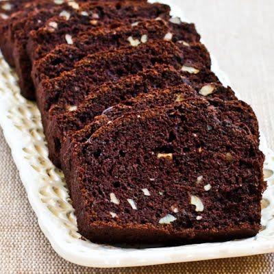 OK... DAS MÜSSTE SELBST ICH ERST MAL AUSPROBIEREN ... Chocolate Zucchini Bread