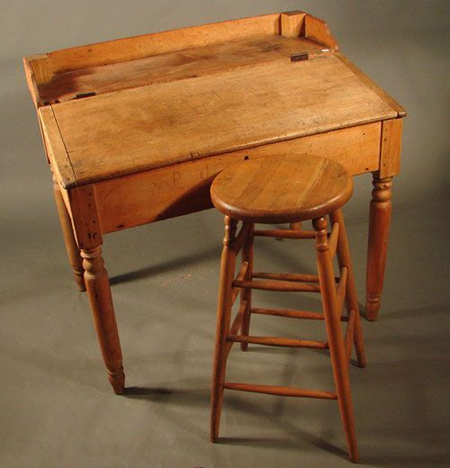 Antique Slant Top Desk - Antique Slant Top Desk Luv Antique Desks Desk, Antique Desk