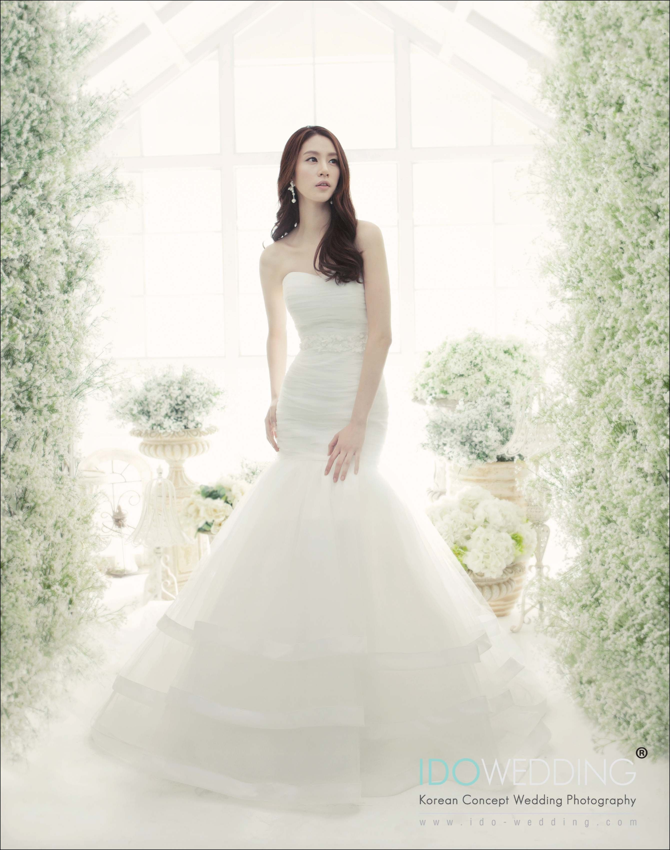 Korean Style Wedding Gown | Dresses and Gowns Ideas | Pinterest ...