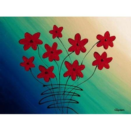 Posterazzi Mon Cheri Canvas Art - Carmen Guedez (22 x 28)