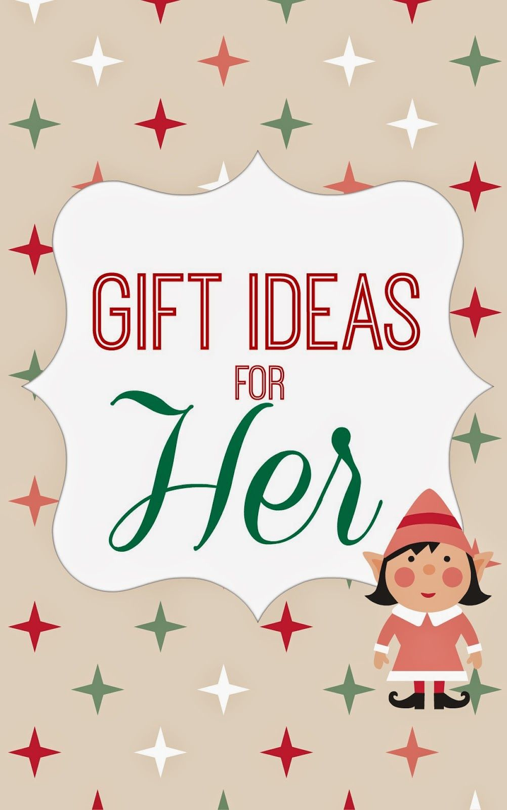 Gift Ideas for Her | Gifts for older women, Holiday gifts ...