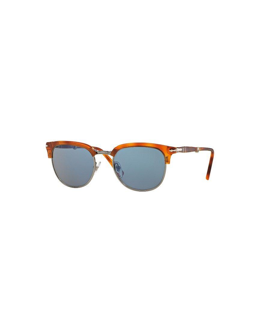e4ec077165 Persol Suprema Icon Sunglasses Light Brown