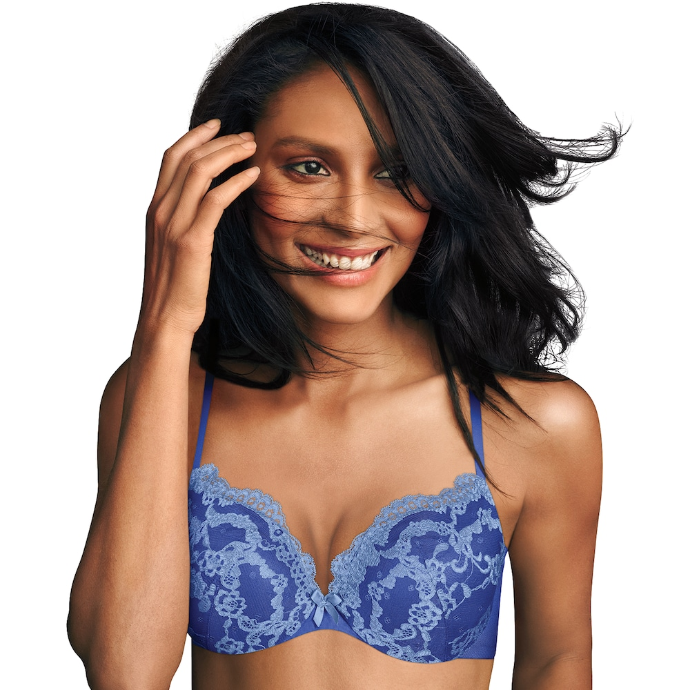 Maidenform Bras Love The Lift Wonderbra Lace Push Up Bra Dm9900