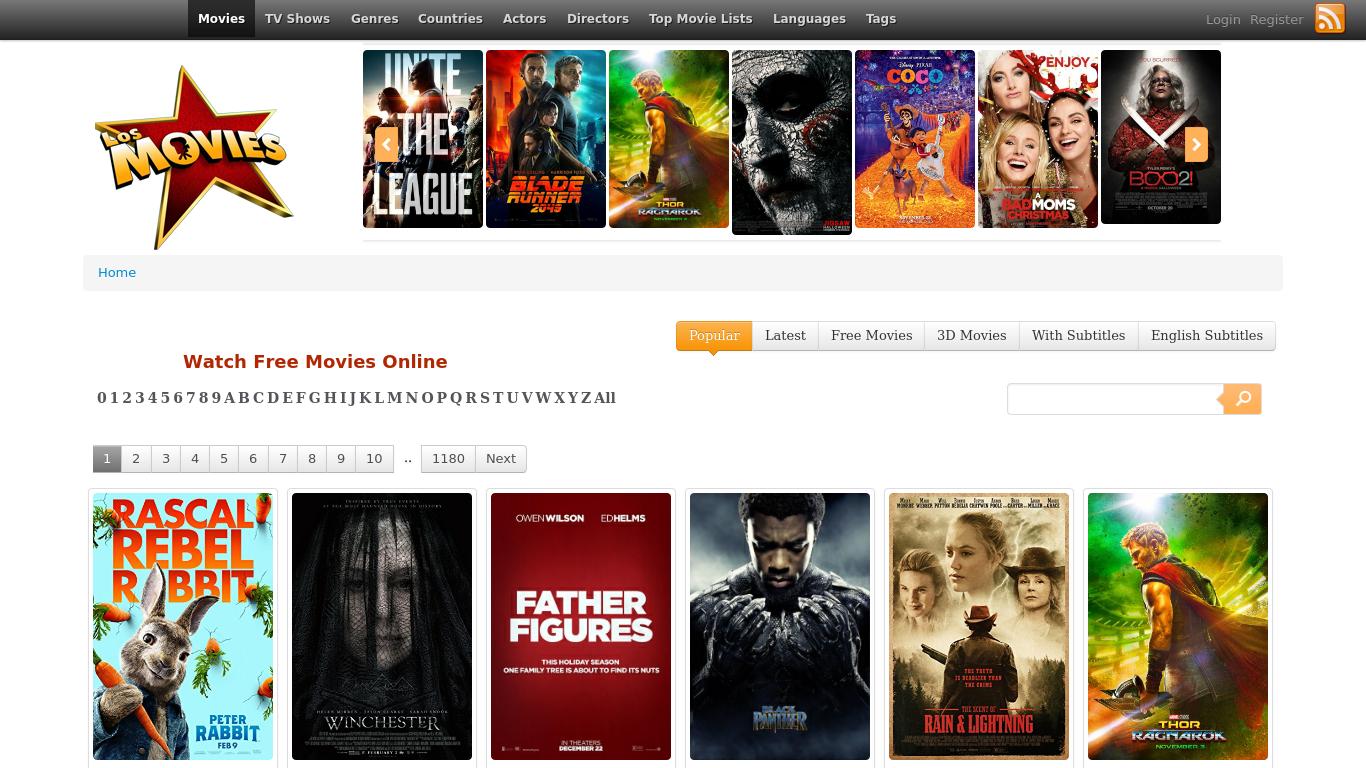 Losmovies Proxy | Losmovies Official Mirror Sites to Unblock
