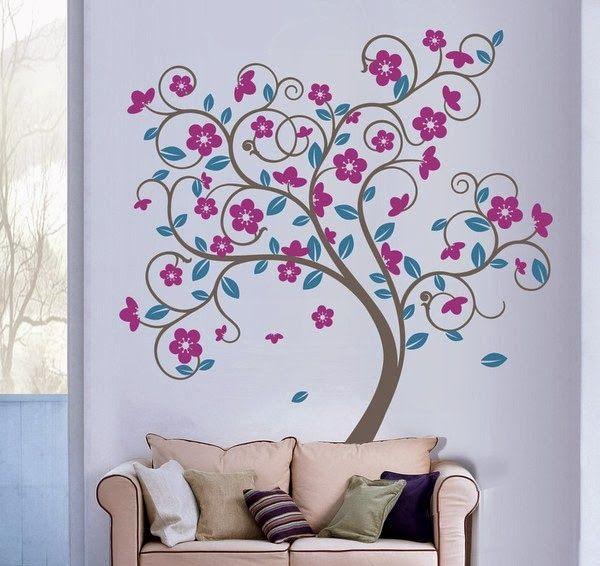 percantik rumah anda dengan stiker dinding trendy » gambar 347