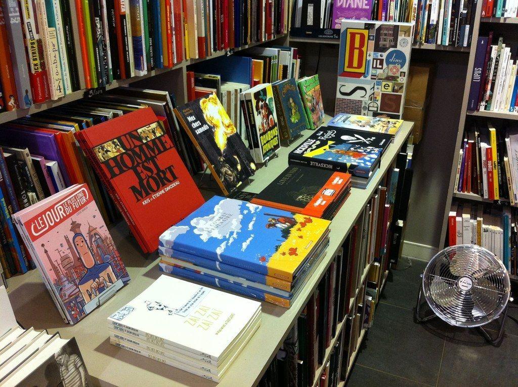 17 librairies indépendantes parisiennes à connaître absolument