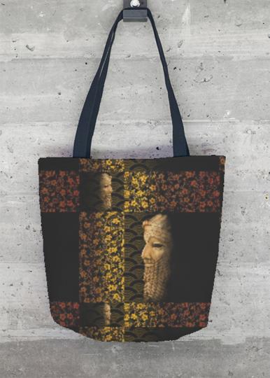 VIDA Statement Bag - Nefertiti Statement Bag by VIDA 6ml9iKd