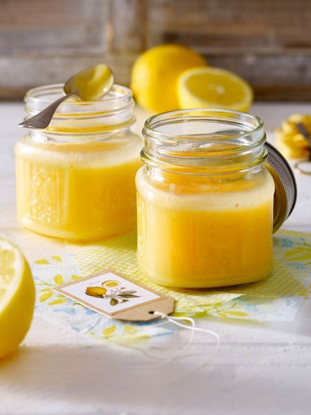 Lemon Curd selber machen - so geht's! | LECKER
