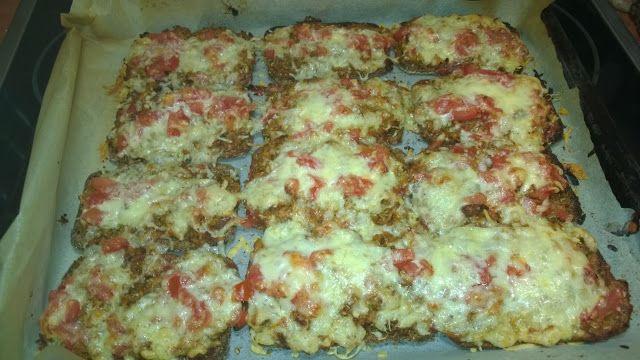 Tupun tupa: Ruisleipä pizzaa