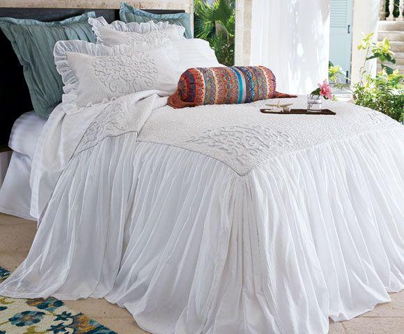 Rabat Bedding Collection Luxury, Soft Surroundings Bedding