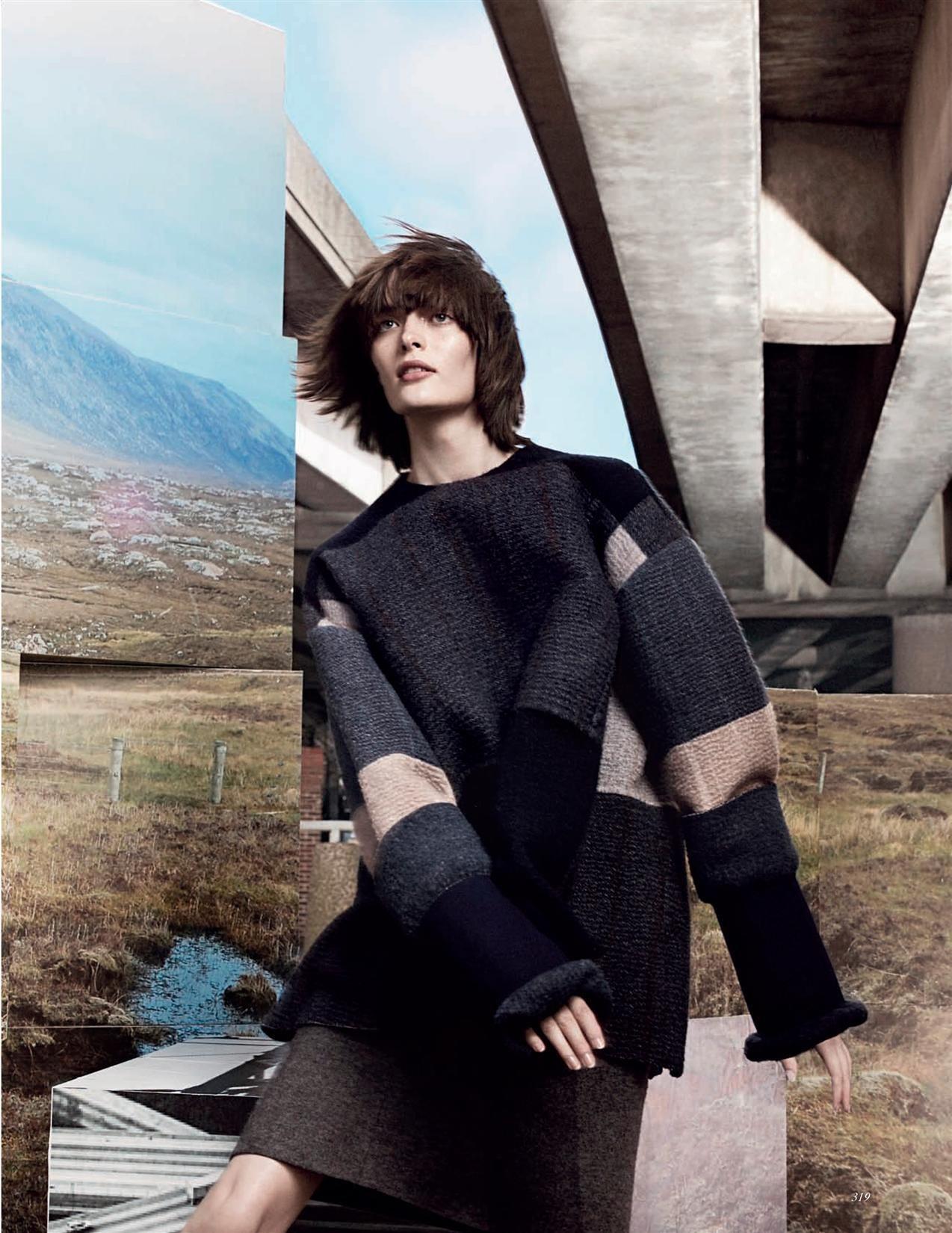 Art Commerce Artists Photographers Craig Mcdean Editorial Vogue Uk Craig Mcdean Editorial Fashion