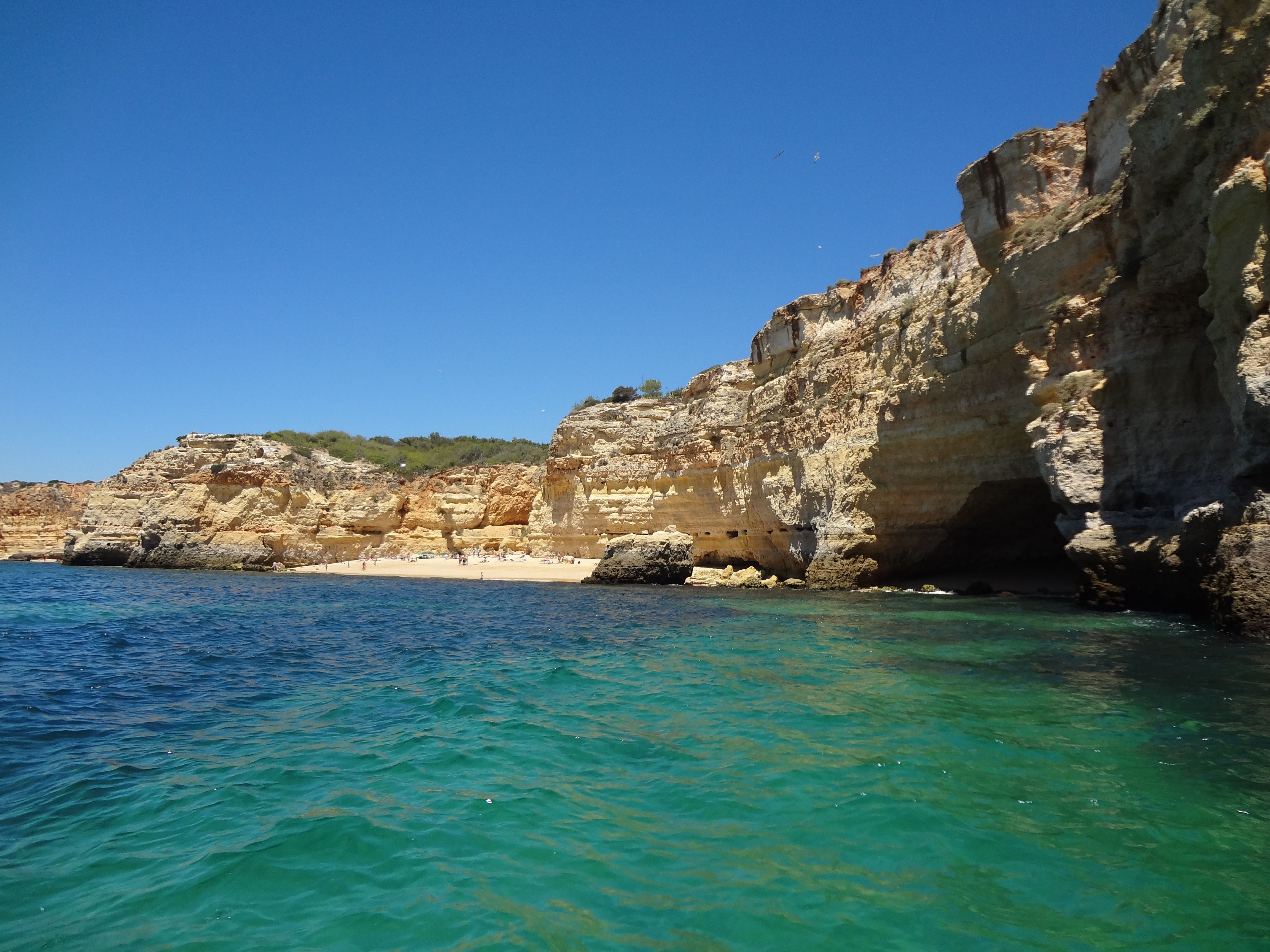 Algarve - it was just like on pictures.