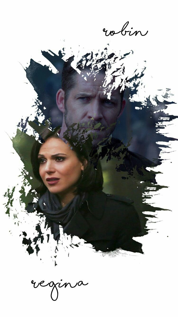 Wallpaper Outlawqueen Once Upon A Time Ouat Robin And Regina