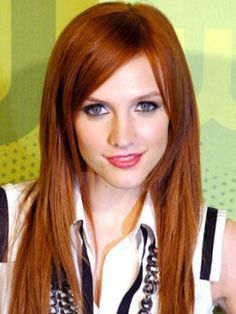 Blue Eyes Red Hair Celebrity Google Search Hair Color Trends Red Hair Celebrities Hair Highlights