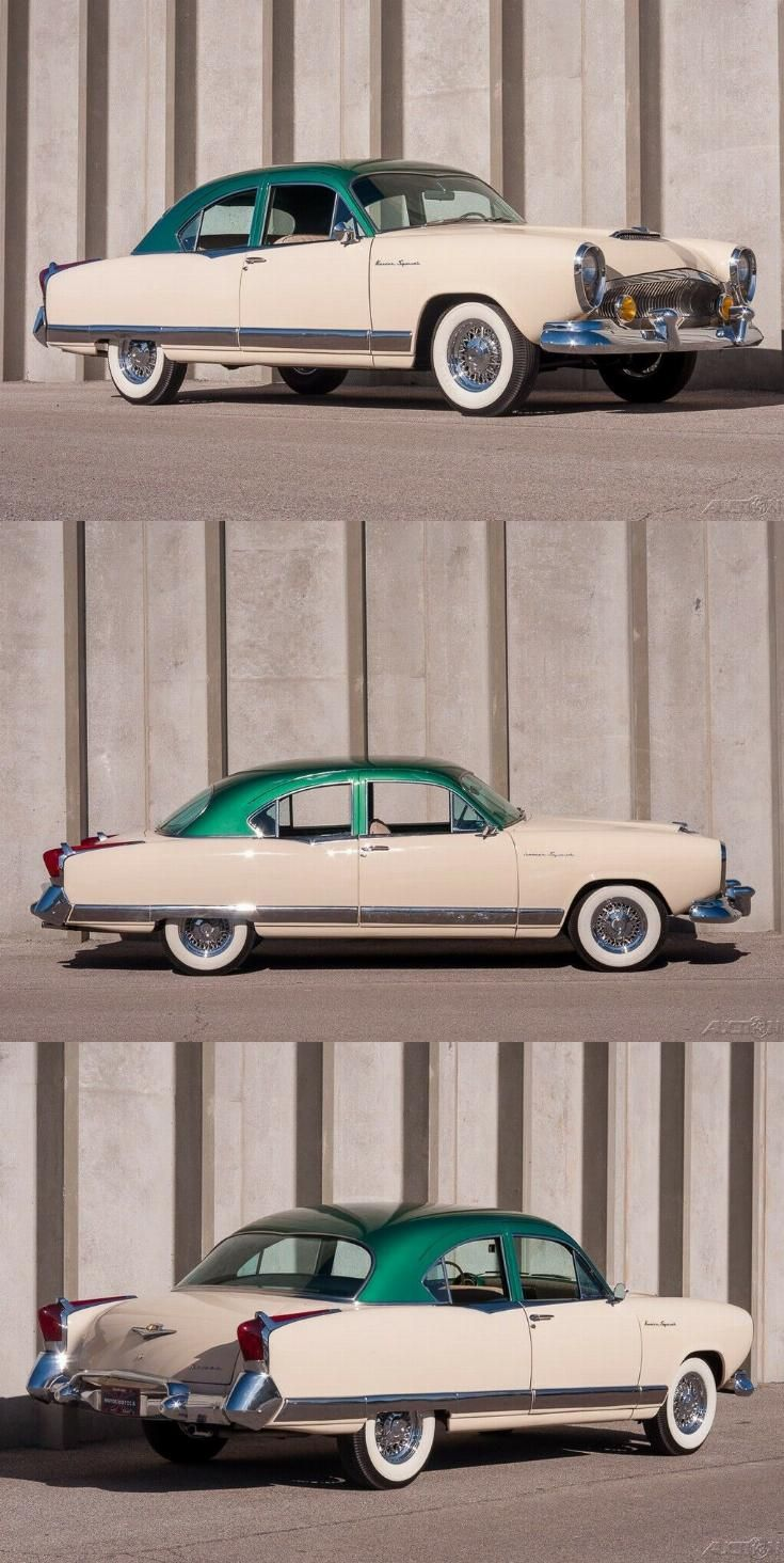 1954 Kaiser Special In 2020 Classic Car Garage Old Classic Cars Classic Cars