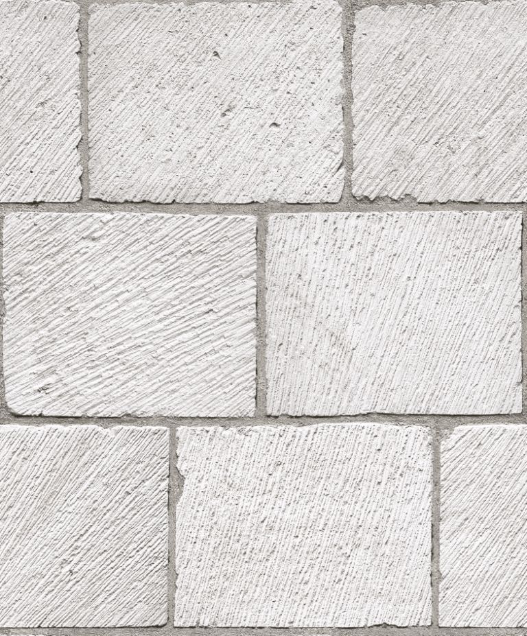 Wallpaper That Looks Like Concrete Blocks This Paper Is From The Just Like It Range By