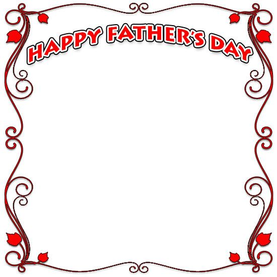 fathers day borders happy father s day border clip art free free - 's day borders