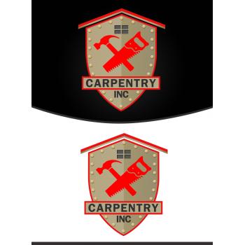 Logo Design Contests Creative Logo Design For Carpentry Inc Design No 108 By Trebz Hirethew Construction Logo Design Logo Design Creative Creative Logo
