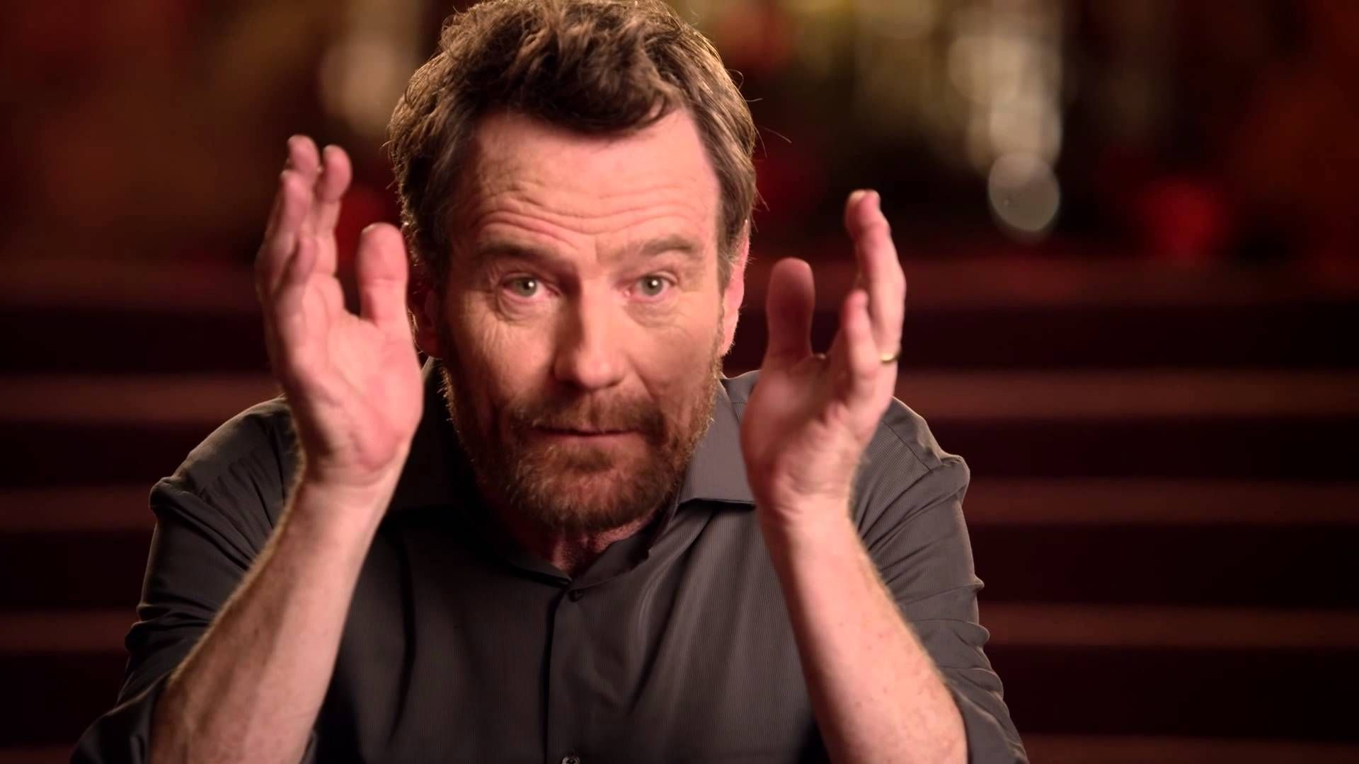 looking for a new challenge in his career actor bryan cranston of